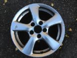 "2008 HONDA CIVIC 16"" 5 SPOKE ALLOY WHEEL SILVER GENUINE OEM SMG 665A"